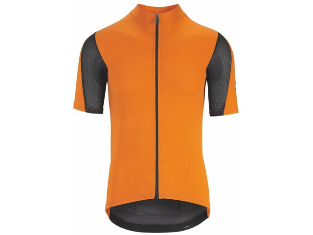 assos Rally Maillot manches courtes Homme, open orange